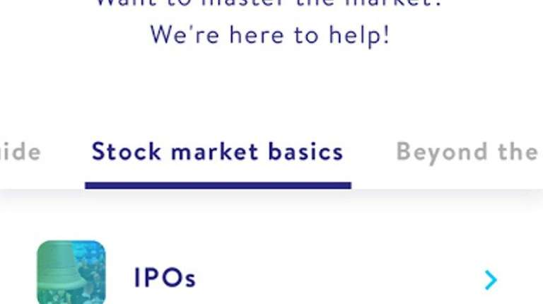 Stockpile allows users to invest small amounts of