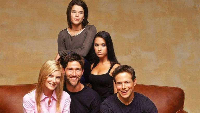 The original cast of Fox's