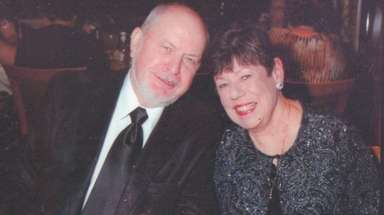 Daniel and Lois Jean Stewart of East Patchogue