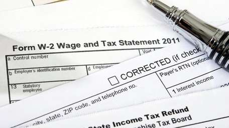 You'll receive your W-2 tax form soon; use