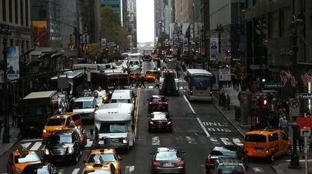 A proposed congestion pricing plan could cost motorists