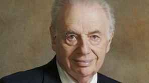 Former state judge Leon Lazer, 96, of Dix
