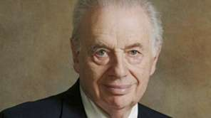 Former state judge Leon Lazer, 96, of Dix