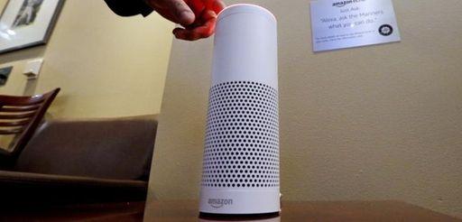 An Amazon Alexa. NEFCU would like to see