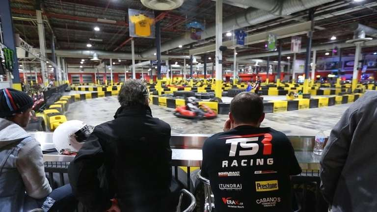 On Tuesday, Jan. 9, 2018, RPM Raceway in