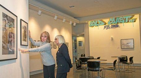Gold Coast Arts Center founder and executive director