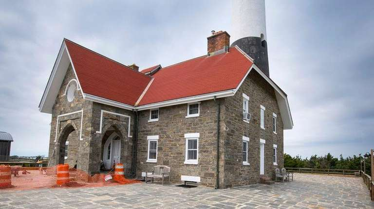 The Fire Island Lighthouse will be closed for