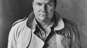 Denis Johnson in November 2000. Johnson, who died