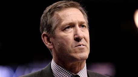 Knicks head coach Jeff Hornacek against the Grizzlies