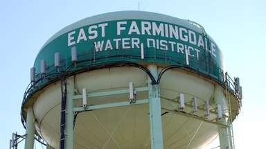 New East Farmingdale Water District rates will take