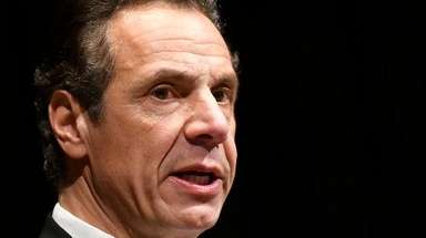 Gov. Andrew M. Cuomo delivers his 2018 executive