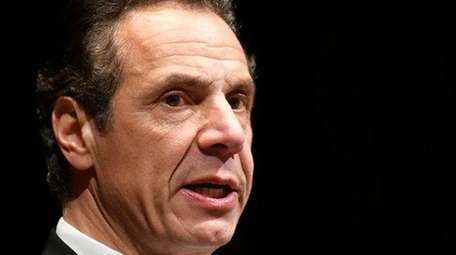 Gov. Andrew M. Cuomo has proposed a surcharge