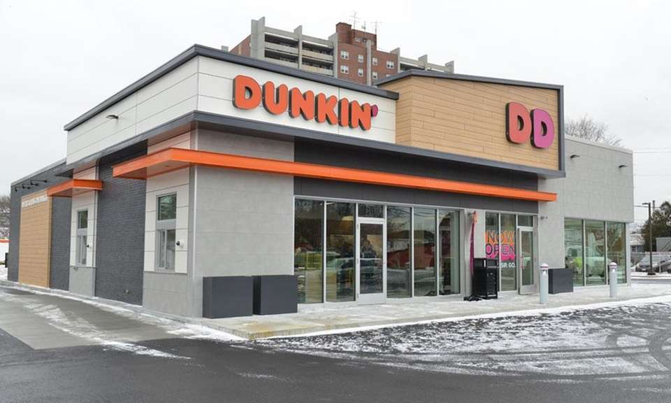In January 2018, Dunkin' Donuts opened a concept