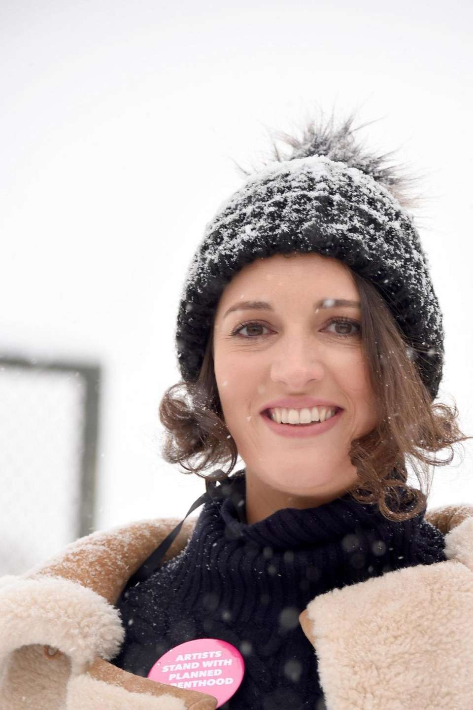 PARK CITY, UT - JANUARY 20: Actor Phoebe