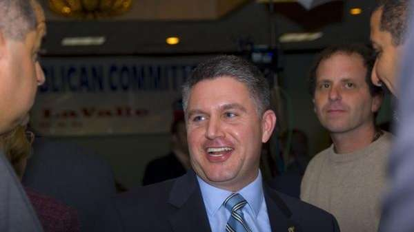 Chairman of the Republican committee, John Jay LaValle,