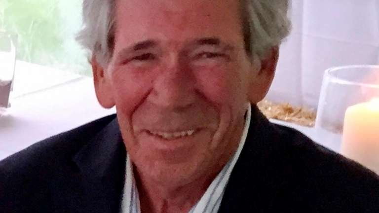 Peter Donohue, a Sag Harbor resident who oversaw
