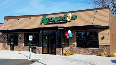 Avocados Mexican-American Grill in Commack has closed.