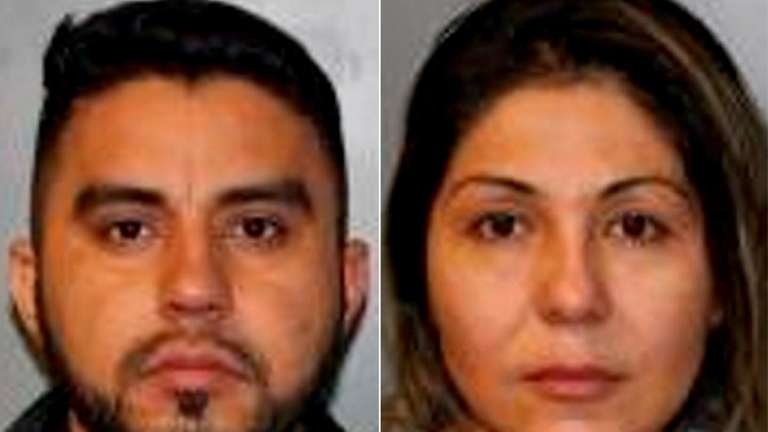 Francisco Roman Parra Perez, 27, and Sandra Cardenas
