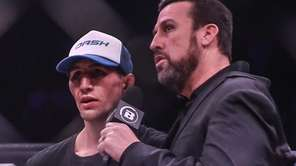 Rory MacDonald won the Bellator welterweight title from