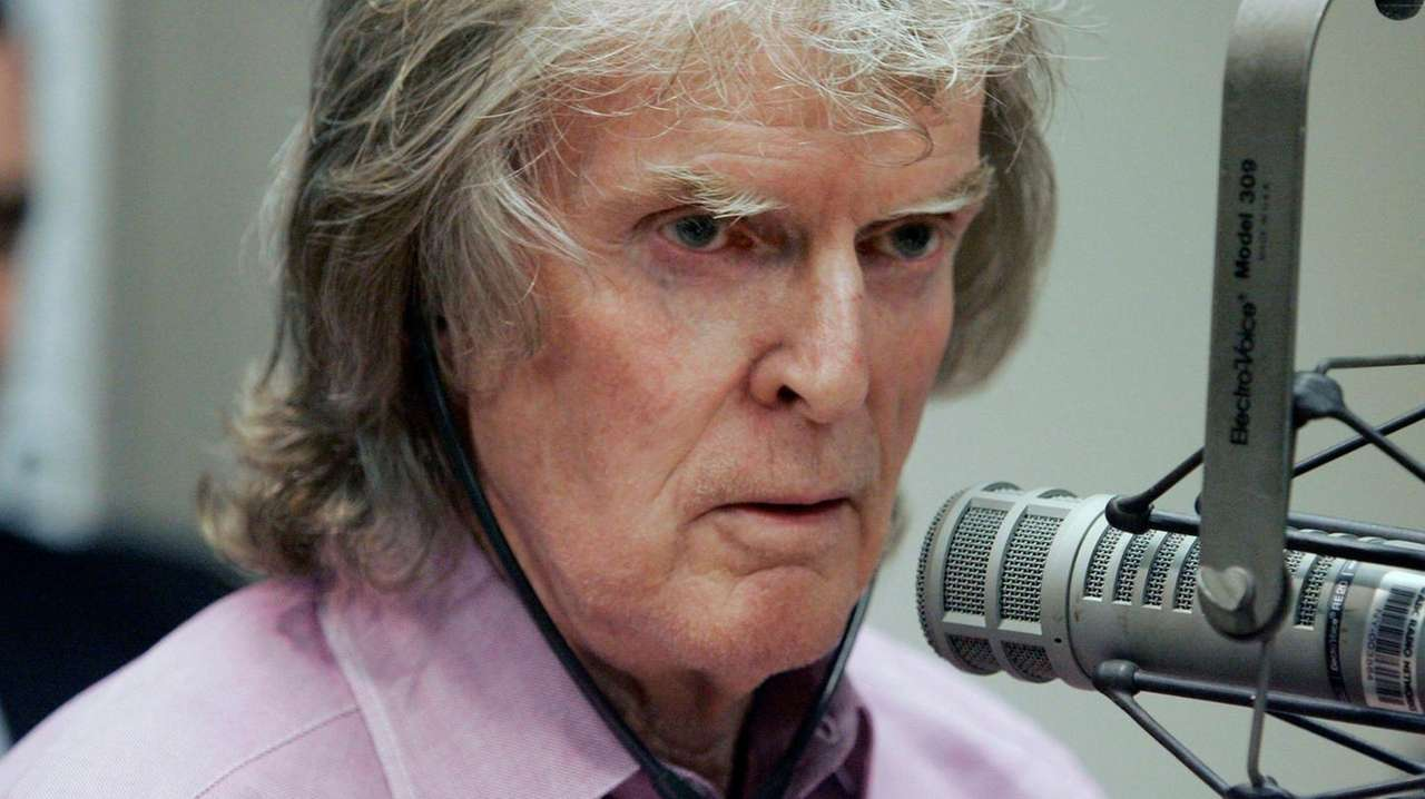 Don Imus Says He Will Be Ending His Radio Show Newsday