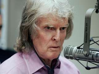 Don Imus appears on the Rev. Al Sharpton's