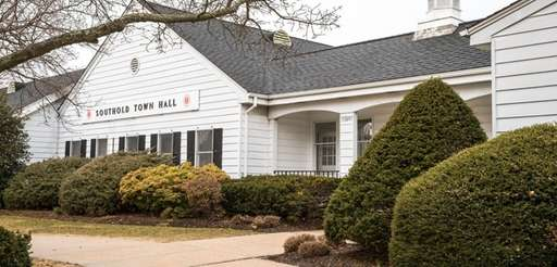Southold Town officials said nearly a dozen office