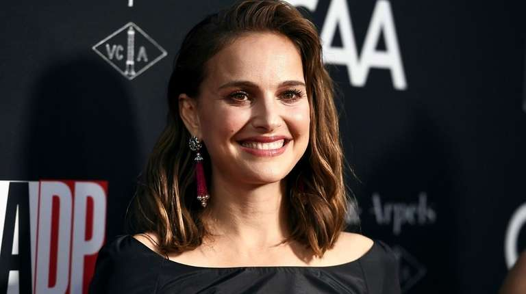 Natalie Portman, seen here on Oct. 7, 2017,