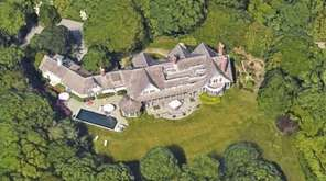 Harvey Weinstein sold his Amagansett home, which he