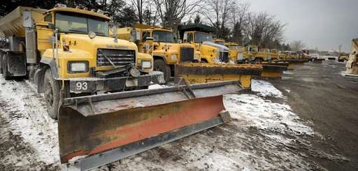 Smithtown is considering taking over the highway department