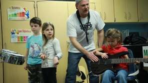 School of Rock Farmingdale visited South Bay School