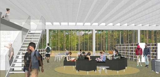 A rendering of the