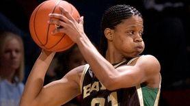 Former Baylor women's basketball player Chameka Scott died