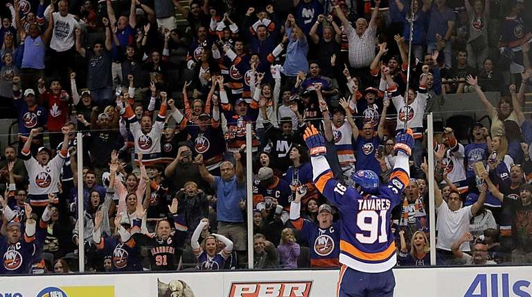 Islanders close to deal to play some home games at Coliseum