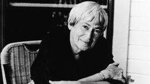 Author Ursula K. Le Guin, whose most recent