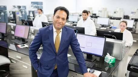 Chintu Patel, co-CEO and co-founder of Amneal Pharmaceuticals,
