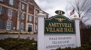 Some Amityville trustees objected to votes on raises