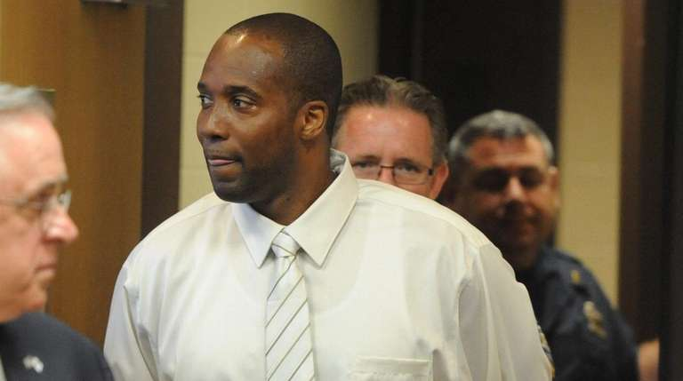 Shawn Lawrence appears at state Supreme Court in