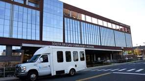South Nassau Communities Hospital in Oceanside officially became