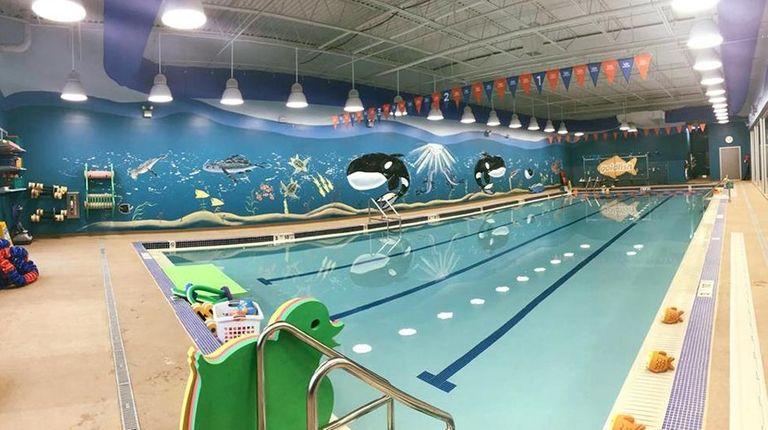 Goldfish swim school hosting free grand opening party - Long island swim school garden city ...