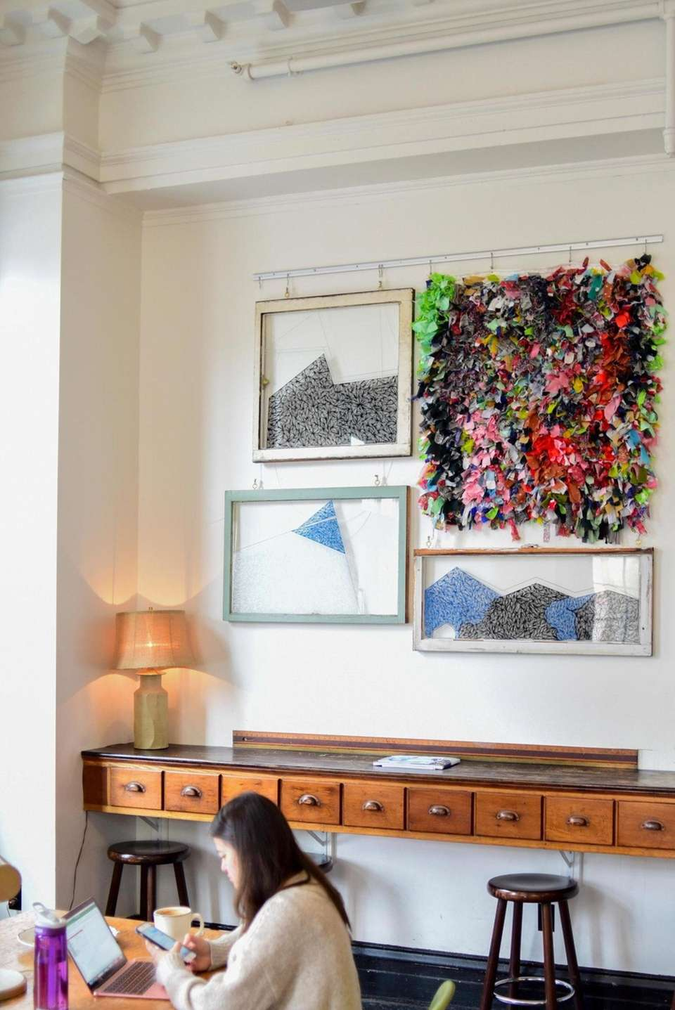 The trendy Ace Hotel, in a renovated YMCA
