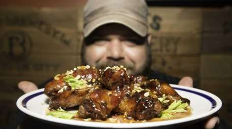 Chef Brian Clermont of Brews Brothers Grille in