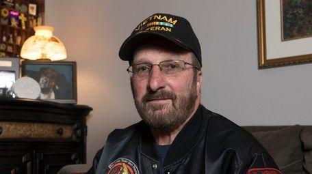 Larry Hickam, of Deer Park, helped save a