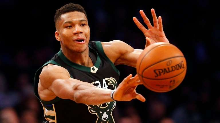 Nets will have their hands full guarding Bucks' Giannis ...