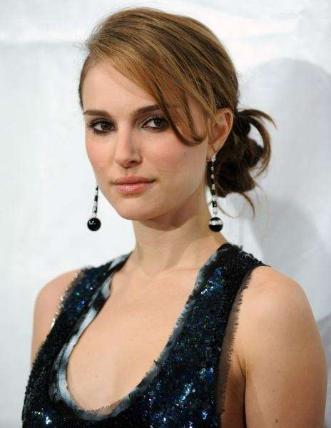 Actress Natalie Portman attends the IFP's 19th annual