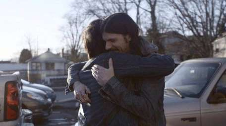 Scott and Seth Avett in HBO's documentary film