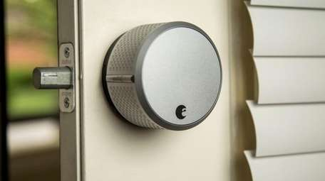 The August Smart Lock is easy to install