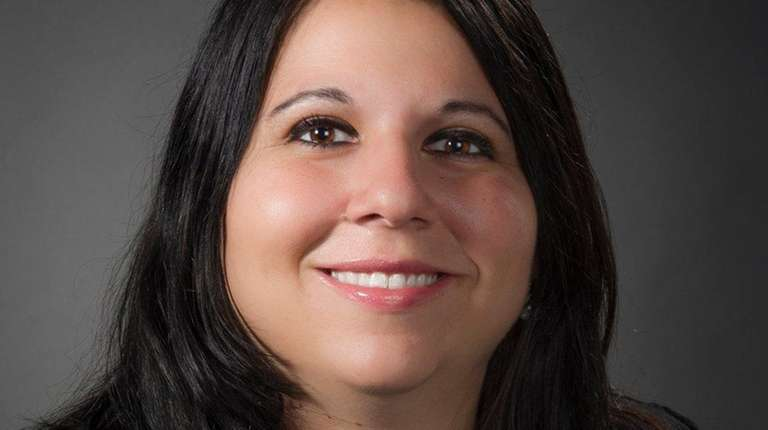 Elaine M. Colavito of Brentwood has been promoted