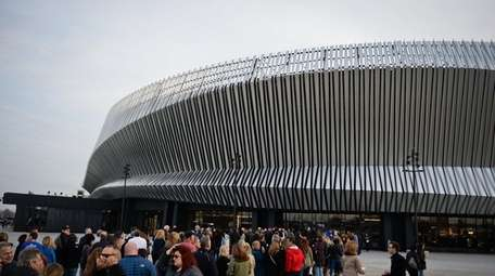Nassau Coliseum reopened with a Billy Joel concert
