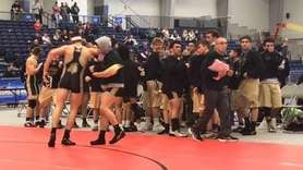 Wantagh defeated Minisink Valley, 37-28, to win the