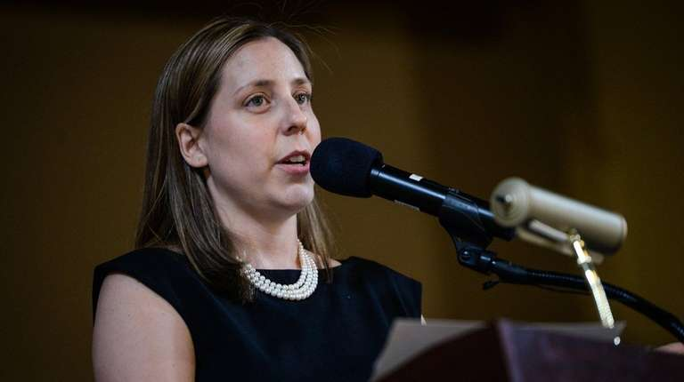 Liuba Grechen Shirley is in the Democratic race